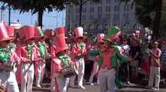 Helsinki Samba Carnaval 2013 - Papagaio 2/5 (Full HD) - YouTube