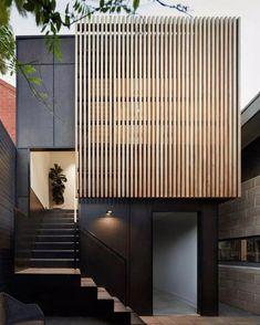 48 Most Beautiful Modern House Architecture Design Ideas #housedesign #exteriordesign #residentialarchitecture > Fieltro.Net
