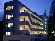Isokon apartments, Lawn Road, Belsize Park NW3 by Avanti Architects Limited