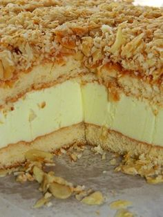 Mexican Food Recipes, Sweet Recipes, Cake Recipes, Dessert Recipes, Polish Desserts, Cookie Desserts, Sweets Cake, Cupcake Cakes, Russian Recipes