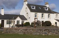 The Peat Inn, Fife, Scotland - taking my mum there for a gourmet lunch today.