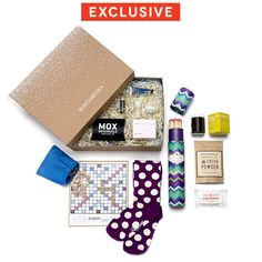 I want this soooo bad and it hasn't even snowed yet :)  Limited Edition Birchbox Home: Snow Day, $39.00 #birchbox