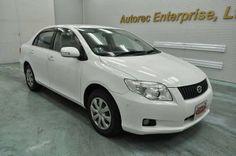 Japanese vehicles to the world: 2007/JAN Toyota Corolla Axio for Kenya to Mombasa