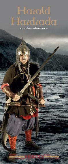 One of the most ambitious of Vikings was Norwegian Harald Hardrada, 'the… Viking Garb, Viking Culture, Viking Life, Vikings Tv, Old Norse, Stamford Bridge, Asatru, Norse Mythology, Anglo Saxon