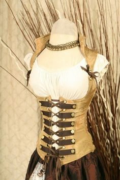 steam punk clothes collections | Steampunk Clothing | We Heart It