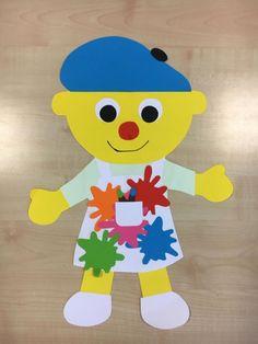 Dinosaur Crafts, Sport Craft, Slg, Punch Art, Preschool Activities, Art School, Bunt, Tweety, Pikachu