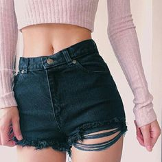 alternative, beauty, chic, cool, croptop