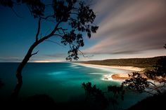 Point Lookout on Stradbroke Island, Queensland, Australia