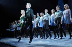 I wanna see this next year when the Riverdance company comes to Australia in May!!!