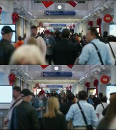 Michael was in a MasterCard commercial haah