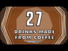 Puhutko sinä kahvia sujuvasti? Mental Floss selvitti mitä meille tarkalleen ottaen juotetaan, kun tilaamme hienolta kuulostavia juomia kahviloissa. Tämä lista on hyvä opetella, jotta sormi ei mene suuhun kahvilassa ulkomaanmatkallakaan.Lista on tehty lähinnä Amerikan kahviloiden tarjonnan mukaises