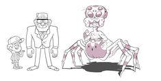 Gravi-Team Falls — robertryancory: Drawings from Gravity Falls,...