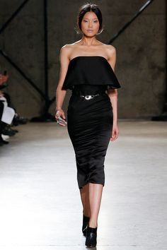 Sally LaPointe   Fall 2014 Ready-to-Wear Collection   Style.com