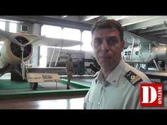 Il museo storico dell'aeronautica militare di Vigna di Valle - YouTube