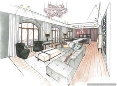 London private living