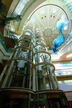 """kosei:  羽田空港 エレベーター#Tokyo #Haneda #Airport(from @pavillonrouge on Streamzoo)   """