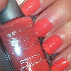 Wet N Wild Wild Shine Nail Polish Review/Swatch
