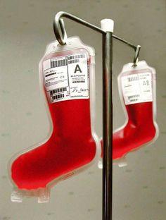 Diese Weihnachtsdekorationen für Krankenhäuser zeigen, dass Krankenpfleger superkreative Menschen sind! - DIY Bastelideen