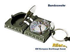 BW Kompass Conat, Breithaupt, oliv    A Bundeswehr Shop Räer Hildesheim