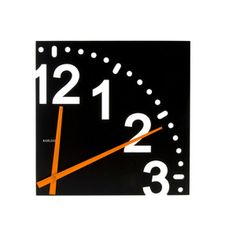 Reloj de pared 1/4