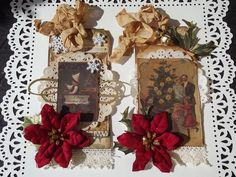 Christmas Tags 2 - Scrapbook.com