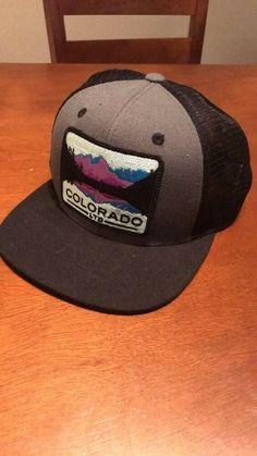 best service 3267c 7e6a8 Colorado LTD Snapback Hat  fashion  clothing  shoes  accessories   mensaccessories  hats