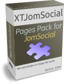 One single package to empower your JomSocial Business Directory    - New Pages activity stream  - My Pages App, to show entries in user profile  - Integrated multi-section core Joomla search  - Apply SobiPro Extended Search in any page  - One module to show the main categories  EXTRA - The pack also includes Nice Activity for Comments!  EXTRA II - ... and now also includes JomSocial Profile for SobiPro!  Auto-completion / Auto-suggest