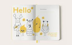 The HappySelf Journal – Global Store Stress, Different Handwriting Styles, Class Journals, Journal Quotidien, Fixed Mindset, Conversation Topics, Emotional Regulation, Daily Journal, Immune System