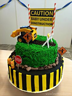 Under Construction Baby Shower Google Search