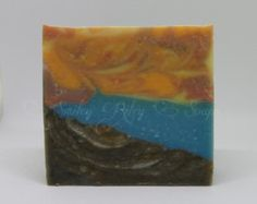 Crisp Men's Soap  Cold Process Soap  Vegan Men's