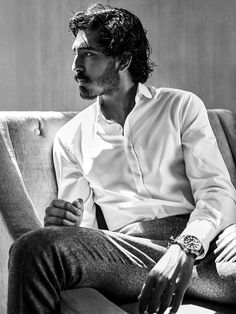 I'm here to show you images from Dev Patel's film and television work, as well as photoshoot images. I will not post images or video taken of Dev without his consent. Pretty Men, Beautiful Men, Beautiful People, Dev Patel, Green Knight, Roman, Hot Actors, Wattpad, Black And White Portraits