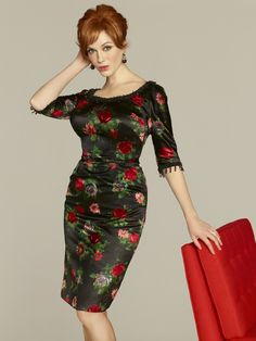 Christina Hendricks in Mad Men season 5.  Click to see more photos