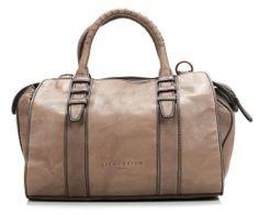 9969f0ebf5469 Botalato Marylin Satchel Leather acacia 37 cm