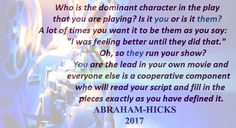 ABRAHAM-HICKS, 2017
