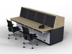 Enfost | Control Room ConsolesRack Mount Consoles - Enfost | Control Room Consoles