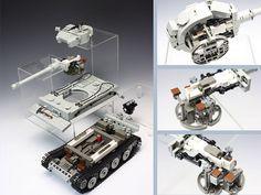 Lego Tiger I