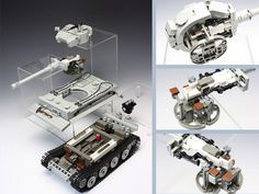 Lego Tank by Tom Tailor