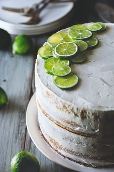 Margarita Cake / HonestlyYUM / Food styling