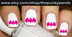 Pink batman!