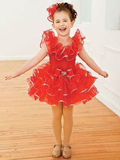 It's My Party - Style 0180 | Revolution Dancewear Children's Dance Recital Costume