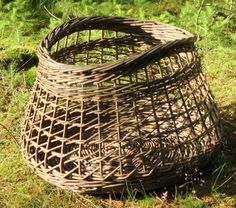 Irish Weave - Learn from Anne Mette Hjornholm at the 2014 Stowe Basketry Festival!