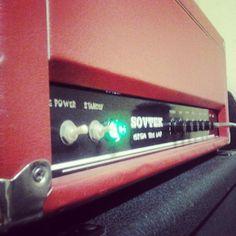 My Sovtek amp.
