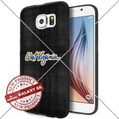 NEW West Virginia Mountaineers Logo NCAA #1696 Samsung Galaxy S6 Black Case Smartphone Case Cover Collector TPU Rubber original by WADE CASE [Samsung Galaxy S6 Black Case] WADE CASE http://www.amazon.com/dp/B017KVNWHO/ref=cm_sw_r_pi_dp_.y-ywb09TS1KK