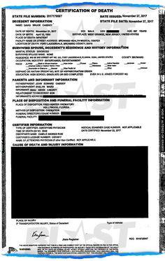 David Cassidy Death Certificate Shows Singer Has Been Cremated David Cassidy Death, Liver Failure, Star David, Partridge Family, Wish You Are Here, In Hollywood, Singer, Entertainment