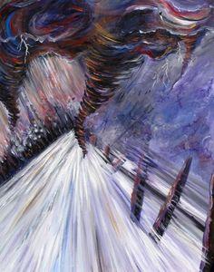 JVC Artworks - Prophetic Paintings by Janice VanCronkhite Prophetic Art, Arts And Crafts, Diy Crafts, Abstract, Artworks, Paintings, Ideas, Summary, Paint