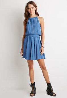 Cami Babydoll Dress | Forever 21 - 2000053013