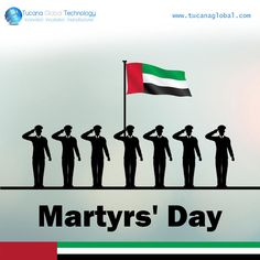 Today is #MartyrsDay in #UAE