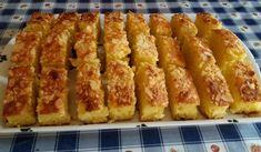 Lágy citromos szelet, végtelenül könnyű és gyors kevert tészta!