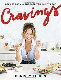 Free download Cravings, recipes for all the food you want to eat a bestselling cooking pdf book authorized by Adeena Sussman and Chrissy Teigen.