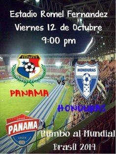 Enviado por Yanaina Samudio (Concurso por entradas para el partido de Panamá vs Honduras)